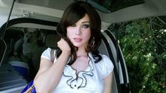 #Sarina Valentina #transsexual