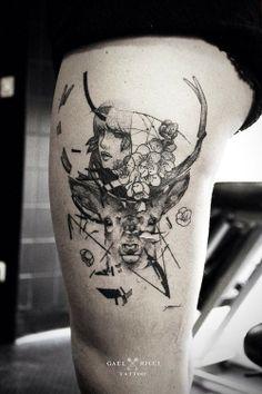 Tumblr Gael Ricci Tattoo