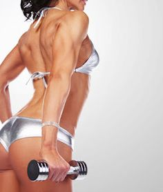12 Moves For A Hot Upper Body - At home workouts