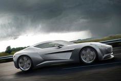 The Aston Martin VIE GH Anniversary 100 Concept