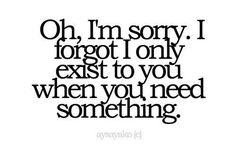 True for so many!