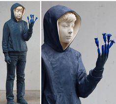 willy verginer - wood sculptures