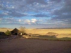 Namibia lodge.
