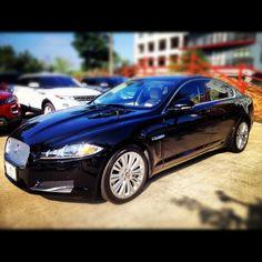 2012 #Jaguar XF #Portfolio- I love my car!