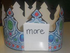 vocabulary words, school, student, queen, one word