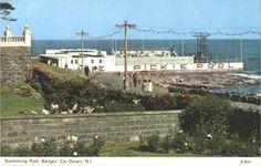 Bangor ni through the years on pinterest royals pools - Bangor swimming pool northern ireland ...
