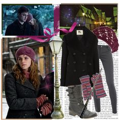 Godric's Hollow., created by alittlebelle on Polyvore