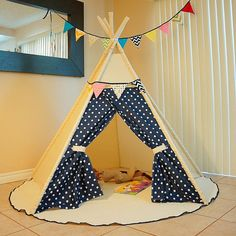 children's Teepee, could make a cute reading nook