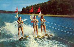 memori, lotta lake, lake life, ozark, lakes, vintag photo, lake fun, beauti lake, lake hous