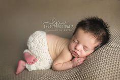 Ravelry: Basket Weave Baby Pants or Shorties pattern by Crochet by Jennifer