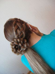 complicated braid