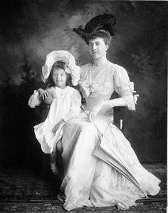 George Vanderbilt wife and daughter