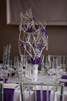 Manzanita Tree Centerpieces On Pinterest