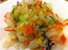 Sushi Salad | Popular seasonal recipes | Kosher Recipes - Joy of Kosher with Jamie Geller - Jewish Recipes and Menus