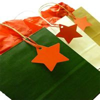 paper bags, party bags, christma bag, christmas paper