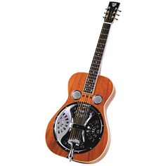 "Each ""Jerry Douglas"" model Dobro is individually approved by Jerry Douglas before it is shipped from the Gibson factory. A limited series."