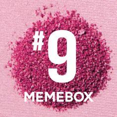 Memebox Global #9 - Starts shipping on April 15, 2014 ... Korean Makeup Sub Box