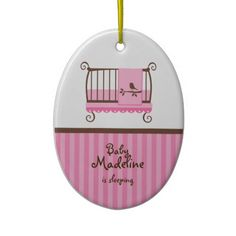 Nursery Door Hanger Ornament