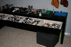 hous, legos, lego storage, drawer, storage ideas, ikea, lego table, kid, hot wheels