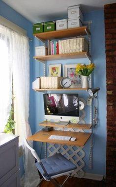 small nook desk space ideas