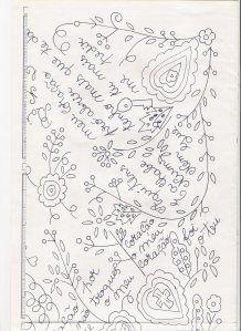 Esquemas para bordar risco design, para bordar, embroideri pattern, dibujo risco, lenço dos, dos namorado, esquema para
