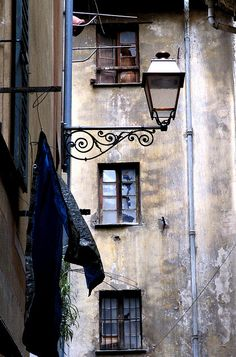 Beautiful french street