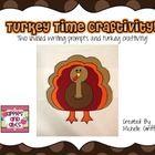 novemb craftact, craftiv, thanksgiv, turkey time, fall