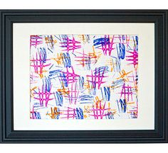 5 Simple Art Projects for Toddlers: String-Wrapped Block Prints (via Parents.com)