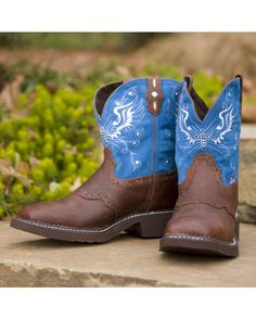 cowhid boot, countri boot, justin boot