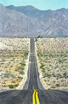 ˚Going to Palm Springs, California