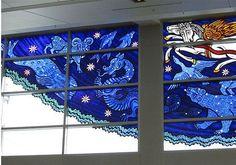 glass artist, stain glass