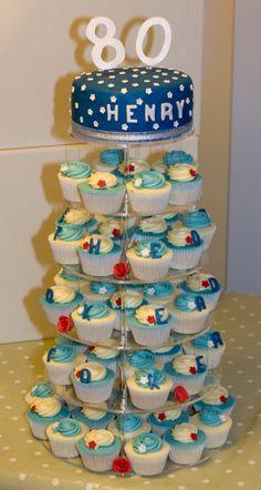 80th Birthday Party Ideas on Pinterest