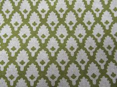 Calais Olive green/ one yard min/ need more let us know. $24.50, via Etsy.
