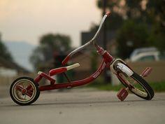 Low Rider Radio Flyer