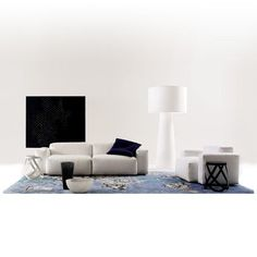CAPPELLINI Superoblong sofa by Jasper Morrison
