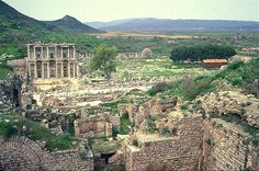 Ephesus- Been there!