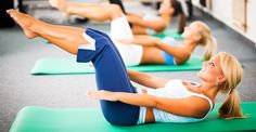 "Yogalates essential pilates - Videos 1-5 ranging 15 minutes to 30 minutes ""watch here"""