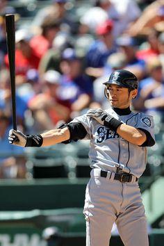 Oh Ichiro!