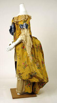 Dress, Evening Worth 1890-1900