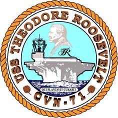 CVN 71 : USS THEODORE ROOSEVELT