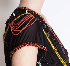 Michel Klein SS2013 Dress #ModeWalk #luxury #fashion #MichelKlein #dress #beaded #intricate ss2013, dress bead
