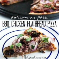BBQ Chicken Flatbread Pizza-use my own pizza crust instead. pizza crust, flatbread pizza, chicken flatbread, pizza recipes, bbq pizza
