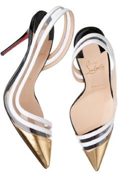 Christian Louboutin heel shoes fashion