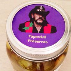 Hilarious...love it... #pimpmypreserves #wellpreserves #wellpreserved Honey Pilsner Pickles!