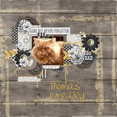 PagePlanner #Template Set N°7 by #BrightIdeas http://www.gottapixel.net/store/product.php?productid=10012027&cat=0&page=1 Scrapkit GoneAway by JBStudio Photo by kpmelly  #ct #layout