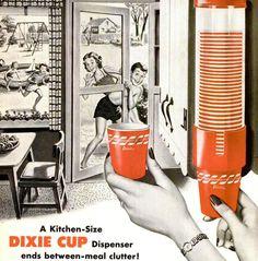 Dixie Cups, 1954