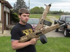 AA-12 Fully Automatic Shotgun!!!