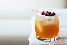 Sidecar Cocktail - Created during Prohibition, this collision of Cognac, orange liqueur, and lemon isnt for the faint of heart—or the slight of tolerance.