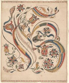 Fraktur. Pennsylvania Dutch Folk Art.