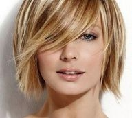 blonde hair with highlights and lowlights  www.short-haircut.com